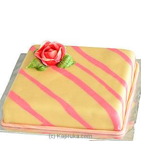 Ribbon Cake Online at Kapruka | Product# cakeKB00120