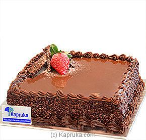 Chocolate Chip Cake Online at Kapruka | Product# cakeKB00115