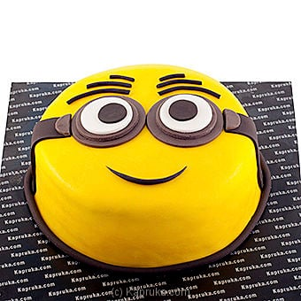 Minion Dave Online at Kapruka | Product# cake00KA00314