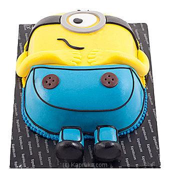 Buy Minion Stuart Cake Kapruka