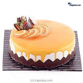 Orange Gateau Online at Kapruka | Product# cake00KA00323