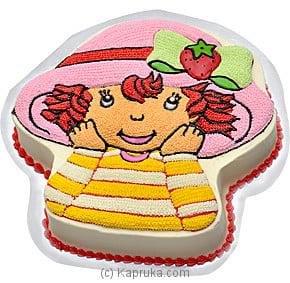 Strawberry Shortcake Online at Kapruka   Product# cake00KA00327
