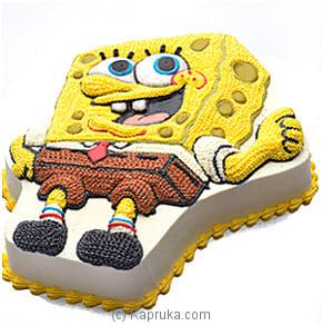 Spongebob Online at Kapruka | Product# cake00KA00328