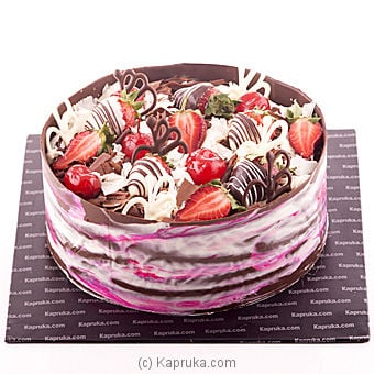 Strawberry Gateau at Kapruka Online for cakes