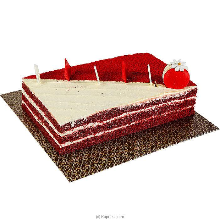 Red Velvet(gmc) Online at Kapruka | Product# cakeGMC00101
