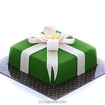 Green Chocolate Gift Box(gmc) Online at Kapruka   Product# cakeGMC00102