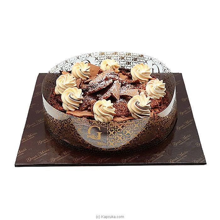 Gooey Chocolate(gmc) Online at Kapruka | Product# cakeGMC0096