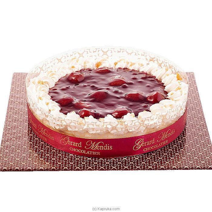 Strawberry Cheesecake(gmc) Online at Kapruka | Product# cakeGMC0095