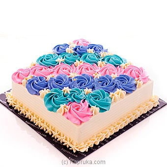 Kapruka Well Decorated Cake - Kapruka Product cake00KA00356