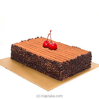 Fudge Gateaux Online at Kapruka   Product# cakeKB0092