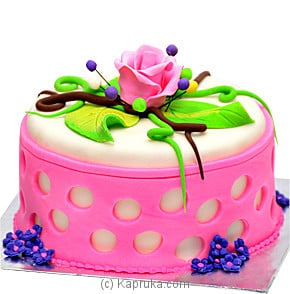 Pink Flare Online at Kapruka | Product# cake00KA00360