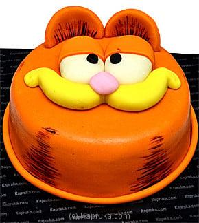 Cheeky Garfie Online at Kapruka | Product# cake00KA00362