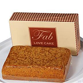 Buy Online Love Cake 500g Fab Cake - Kapruka