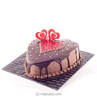 Sweet Heart (Chocolate Cake) at Kapruka Online