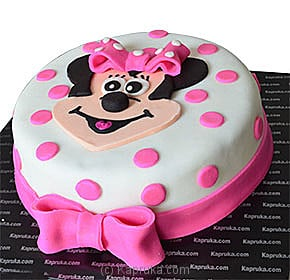 Kapruka Online Shopping Product Minnie Mouse Cake