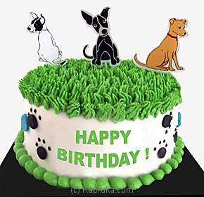 Kapruka.com: Embark Roll Around Birthday Cake(Shaped Cake ...