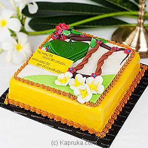 Find Erabadu Awurudu Price in Sri Lanka   Kapruka Cake