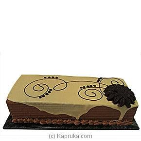 Chocolate & Coffee Battenberg Loaf Online at Kapruka   Product# cakeFAB00229