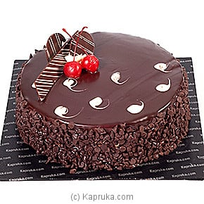Chocolate Cashew Gateau Online at Kapruka | Product# cake00KA00442