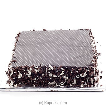 Chocolate Ganach Cake Online at Kapruka | Product# cakePS00005
