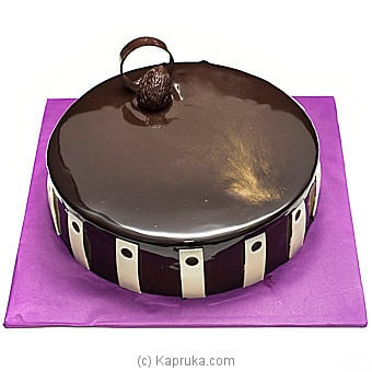 Kapruka Online Shopping Product Flourless Chocolate Mousse Cake