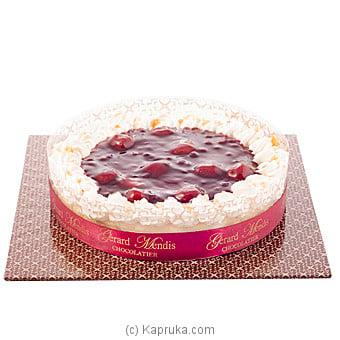 Wild Berry Cheesecake (GMC) Online at Kapruka | Product# cakeGMC00160
