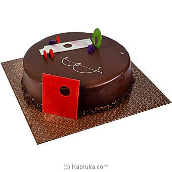 Chocolate Opera Cake(gmc) Online at Kapruka | Product# cakeGMC00164