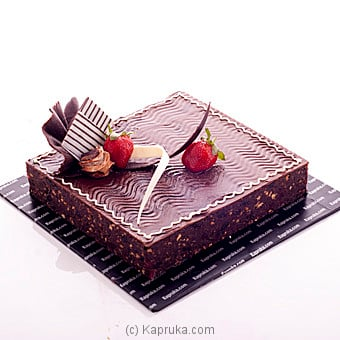 Turkish Delight Brownie Cake Online at Kapruka | Product# cake00KA00536