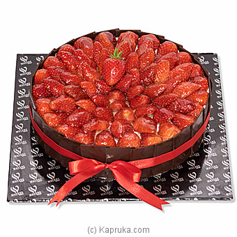 Strawberry Cheesecake at Kapruka Online