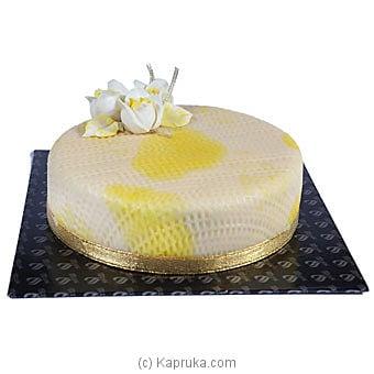 Ribbon Cake With Nougat Online at Kapruka   Product# cakeWE0098