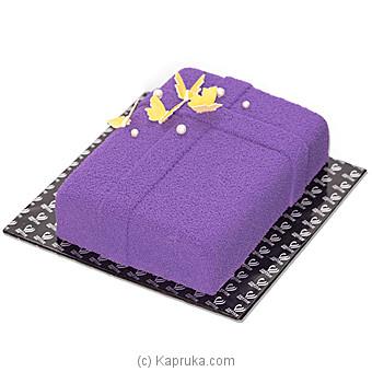 Spray Cake Parcel Online at Kapruka | Product# cakeWE00100