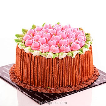 Kapruka Bloom Of Roses Cake at Kapruka Online for cakes