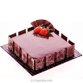 Premium Chocolate Fudge Online at Kapruka | Product# cake00KA00538