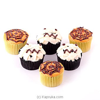 Buy Scary Spider Cupcakes Price in Sri Lanka | Home Made ...