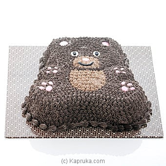 Bear Hugs Cake(gmc) Online at Kapruka | Product# cakeGMC00171