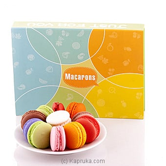 Macarons Filled With Love Online at Kapruka | Product# cakeHOME00162