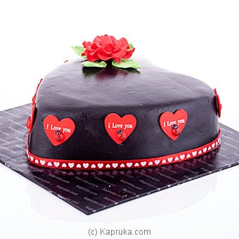 Heartfelt Love Online at Kapruka | Product# cake00KA00562