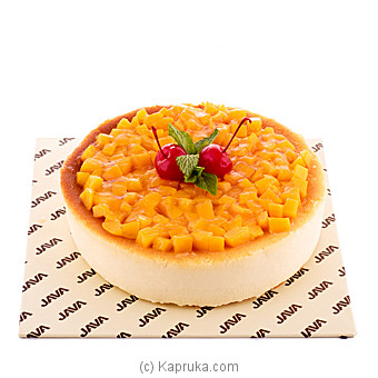 Java Peach Cheese Cake Online at Kapruka | Product# cake00KA00609