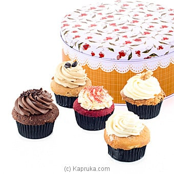Java Assorted of Cup Cakes gift  Box at Kapruka Online