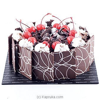 Kapruka Black Forest Cake Online at Kapruka | Product# cake00KA00618