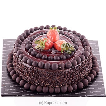 Kapruka Choco Flow Cake Online at Kapruka | Product# cake00KA00624