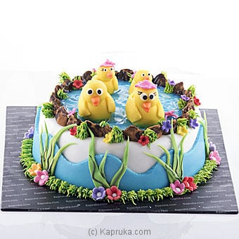 shop for my little duck cake cake kapruka