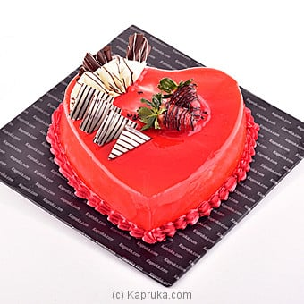 Kapruka Tender Heart Gatuex Online at Kapruka | Product# cake00KA00640