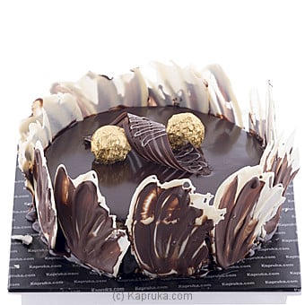 Chocolate Crown Gatuex Online at Kapruka | Product# cake00KA00637