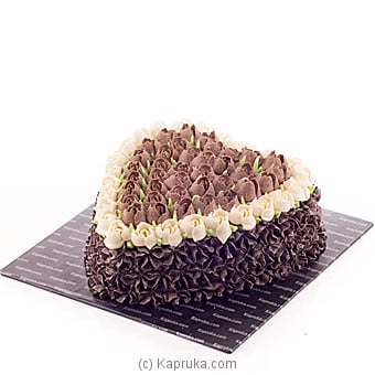 Chocolate Rosset Heart at Kapruka Online