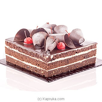 Chocolate Brownie Delight Online at Kapruka | Product# cake00KA00655