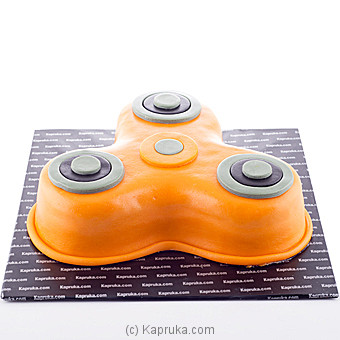 Kapruka Fidget Spinner Cake at Kapruka Online for cakes