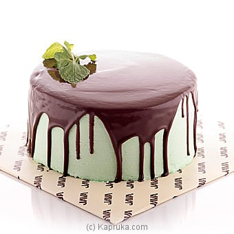 Java Chocolate Mint Cake at Kapruka Online for cakes
