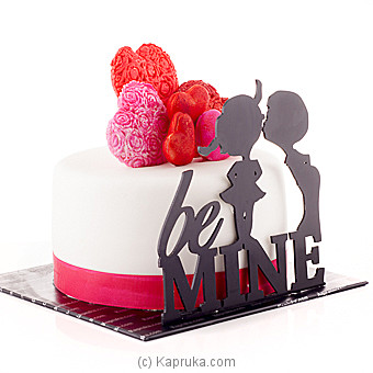 Be Mine Forever Online at Kapruka | Product# cake00KA00720