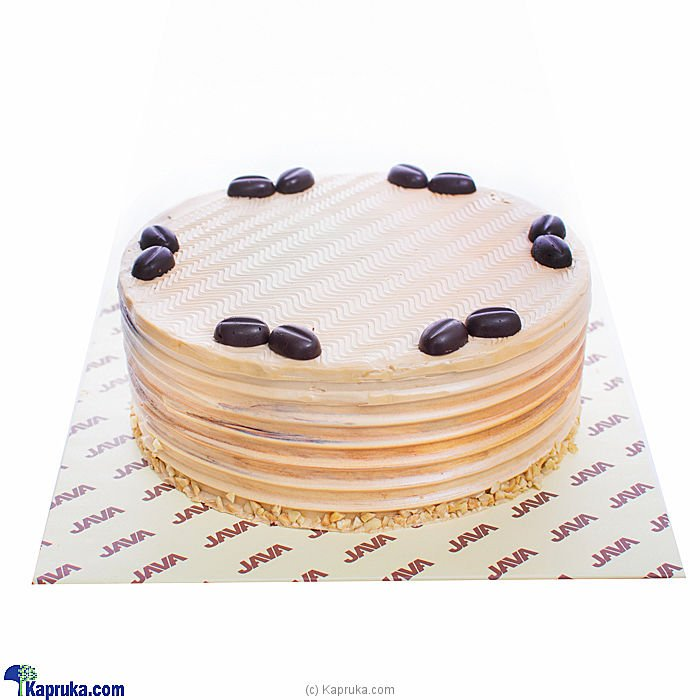 Java Coffee Cake Online at Kapruka | Product# cakeJAVA0099
